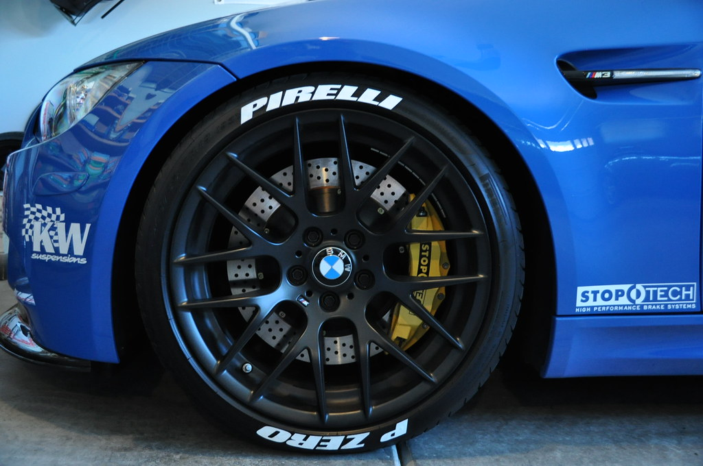 Tire Sidewall Lettering Making A Comeback