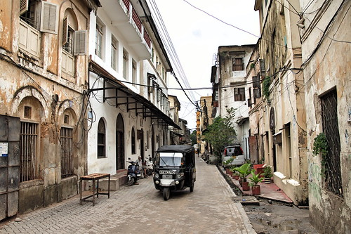 Mombasa from life of Karen Blixen