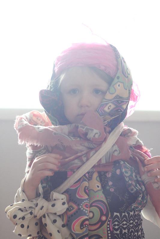 scarf box