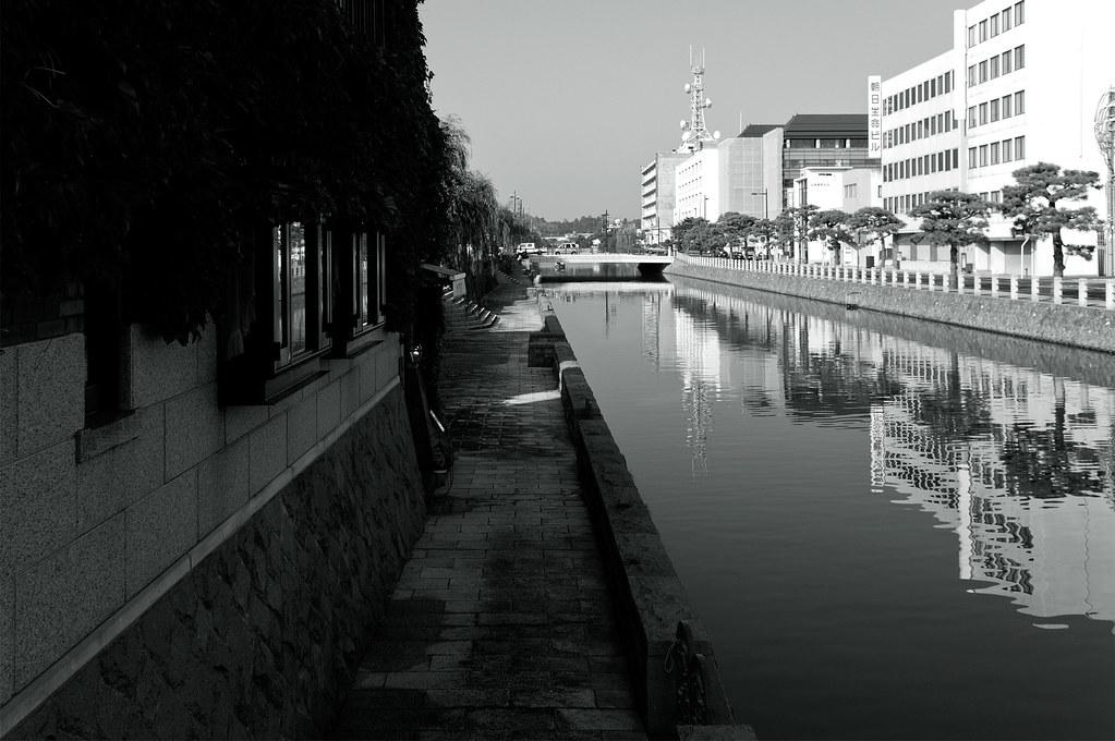 堀川|島根県松江市