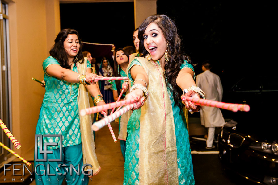 Zeenat & Ayaz's Mehndi/Sangeet Night | Monarch Ballroom | Atlanta Indian Wedding Photography