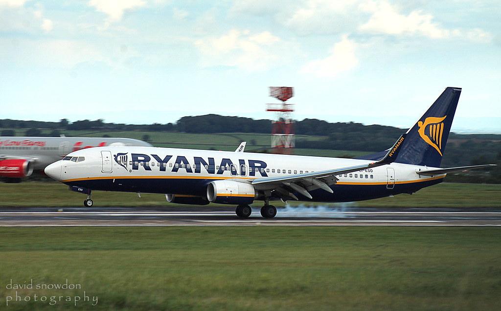 EI-ESO - B738 - Ryanair