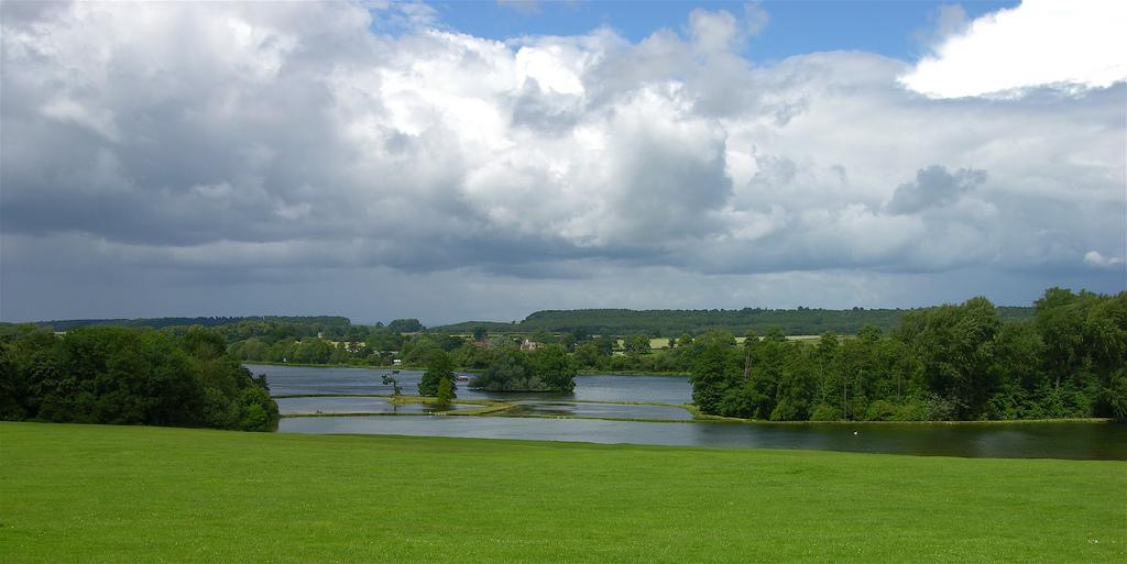 10. Vistas desde el Castillo Howard, al norte de York. Autor, Jordanhill School