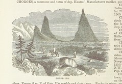 """British Library digitised image from page 410 of """"The illustrated universal gazetteer"""""""