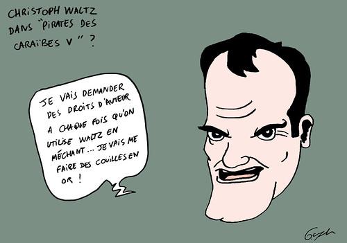 11_Christoph Walz dans Pirates des Caraibes V Tarantino