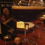 ベルギービール大好き!!セント・ベルナルデュス・アブト・12 (St Bernardus Abt 12) @ビスカフェ