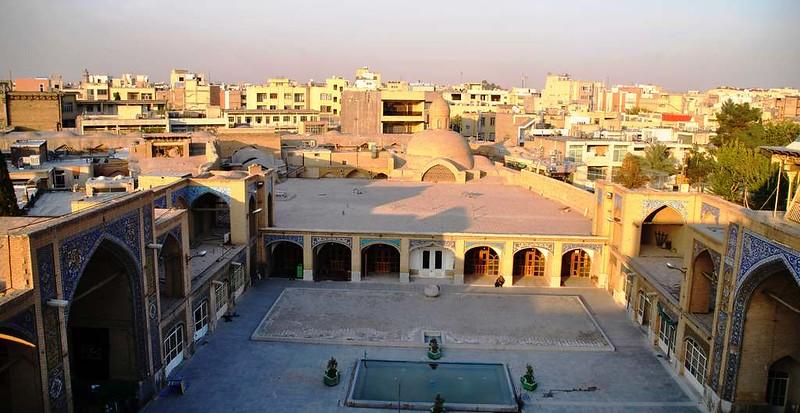 19 Visita a la mezquita de Rahim Khan en Isfahan (13)