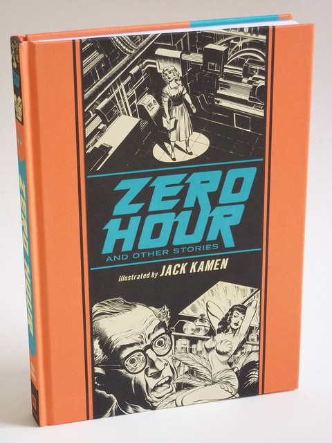 Zero Hour cover photo