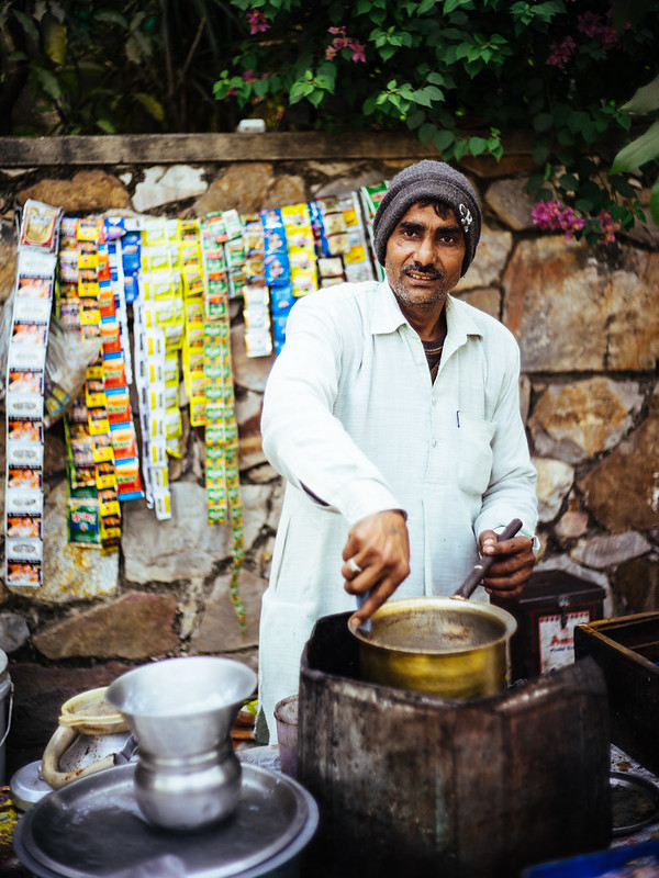 Jaipur street.