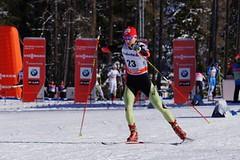 Lyžařka Vrabcová-Nývltová dál šokuje - v páté etapě Tour de Ski dojela šestá