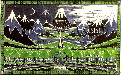 J R R Tolkien, The Hobbit