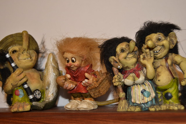 Our Troll Family 14/365