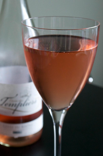 cotes du rhone rose wine