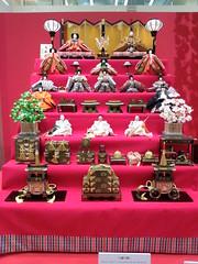 Japanese Doll Festival, Girls' Day: Hinamatsuri, Kyoto; ひな祭り、ひな人形、京都