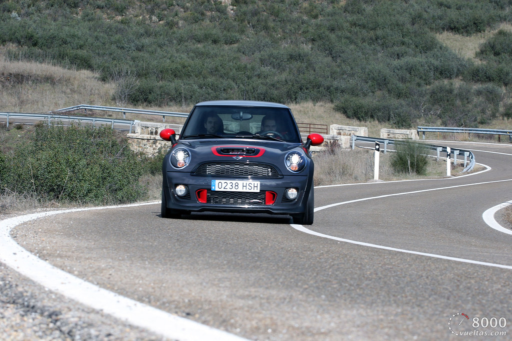 Mini GP vs Audi S3 vs BMW M135i