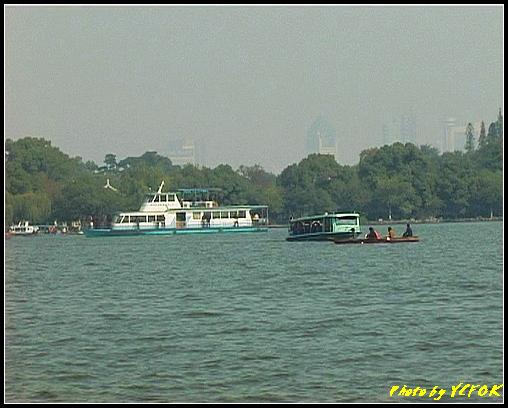 杭州 西湖 (其他景點) - 357 (西湖 湖上遊 往湖心亭 這裡是小瀛洲碼頭)
