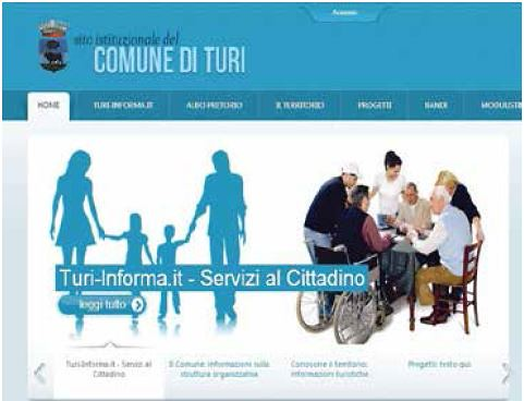 sito comune