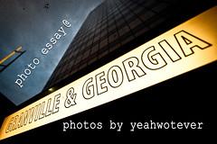 Georgia & Granville
