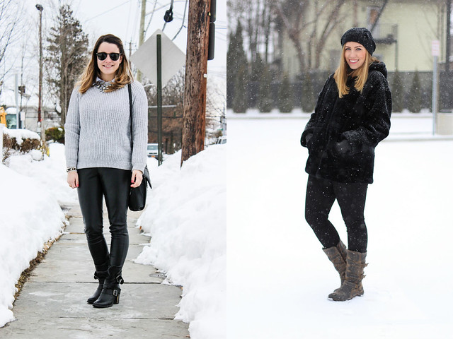 February Go-To Outfit on Living After Midnite