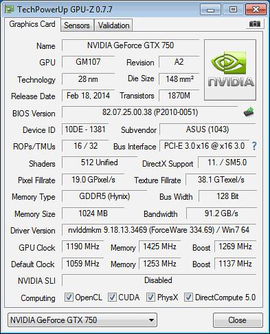 [Đập hộp] ASUS GTX 750 OC 1GB - 10259