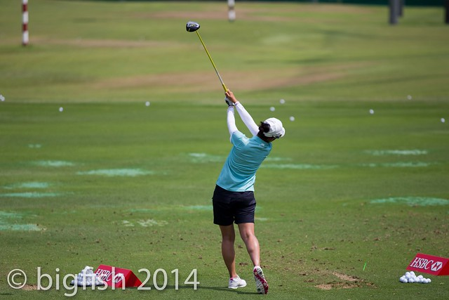 Some ladies golfers - Practice Round - Day 2 (some pics) 12761678313_d94f00b6f8_z