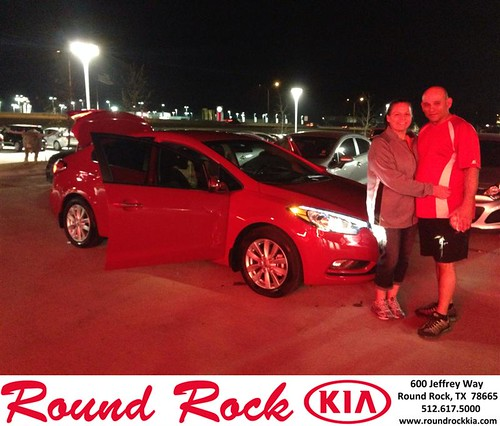 Thank you to Hector Seijo on your new 2014 #Kia #Forte from Jorge Benavides and everyone at Round Rock Kia! #NewCar by RoundRockKia
