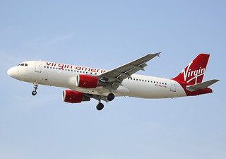 Virgin America N627VA