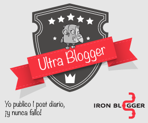 Iron Blogger