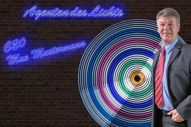 Michael Agent des Lichts