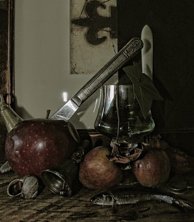 Still Life - Table composition