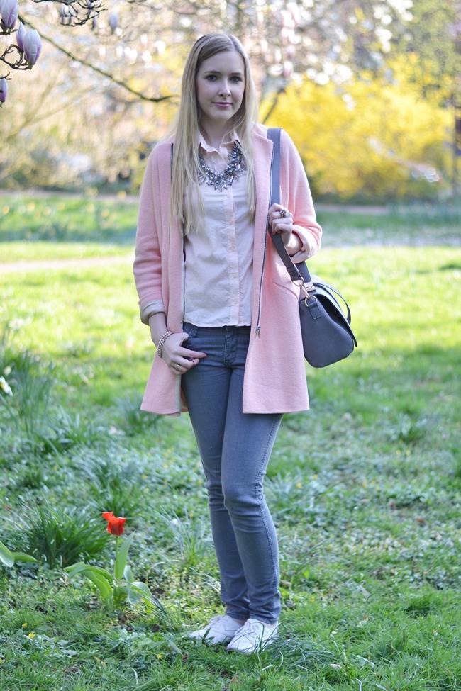 Outfit Grau und Rosa (3)