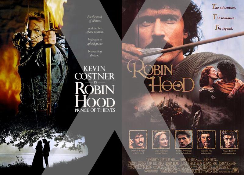 Robin Hood Vs. Robin Hood