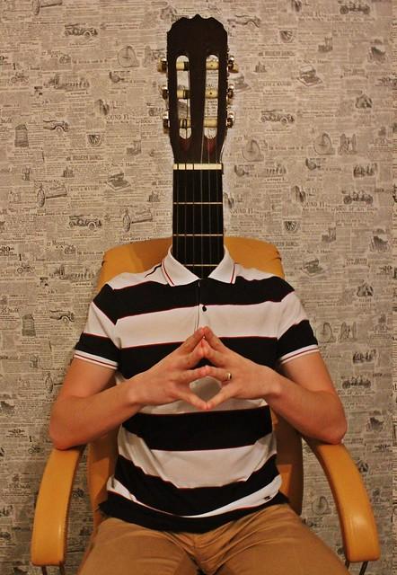 Alexandr Tikki - Guitar hero