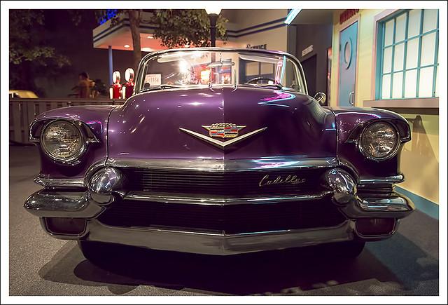 Graceland 18 (1956 Caddilac Eldorado)