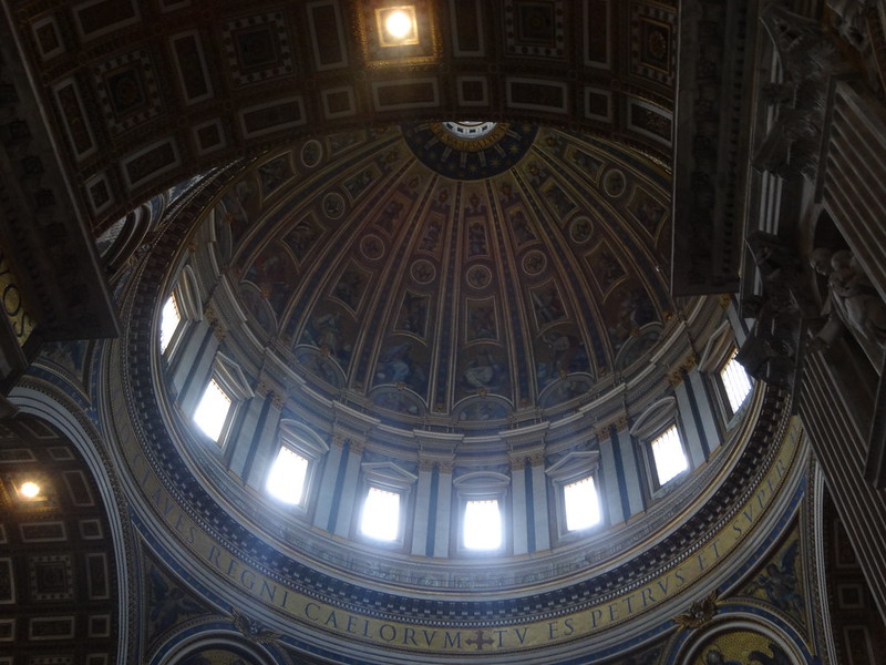 Central Dome, S Peter's