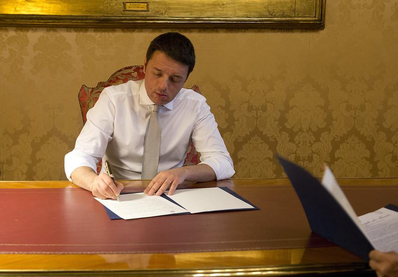 La lettera di Renzi ai sindaci