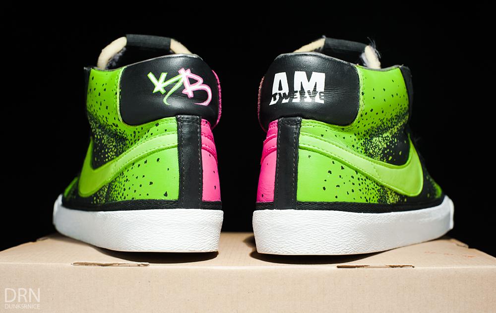 KB x TwelveAM Customs.