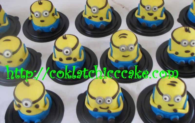 Minicake minion