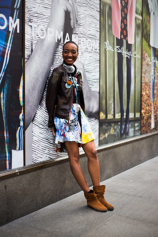 Street Style - Amanda, Great Castle Street