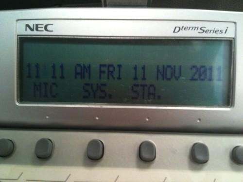 11:11:11 11:11