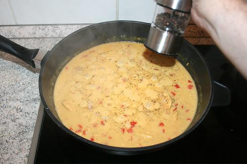 42 - Mit Pfeffer & Salz abschmecken / Taste with salt & pepper