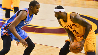 LeBron James vs. Kevin Durant | by EDrost88
