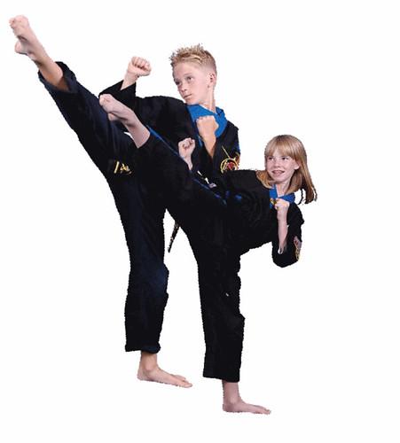7 lý do bổ ích trẻ nhỏ nên luyện tập võ thuật