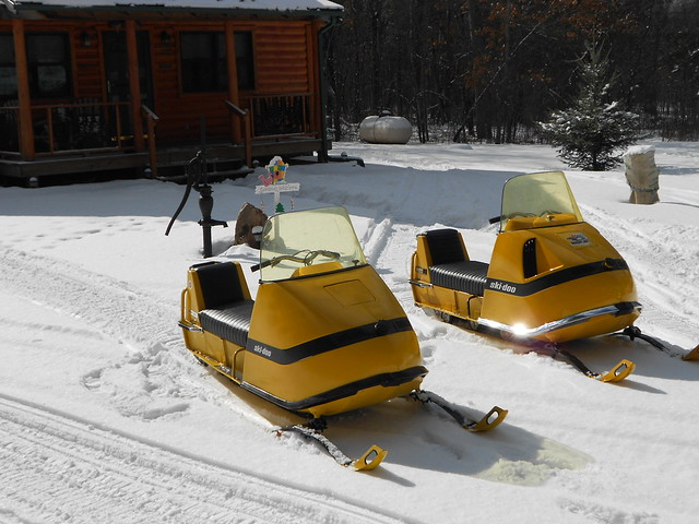 Show your vintage sleds!! - Page 6 - Vintage Ski Doo's ...