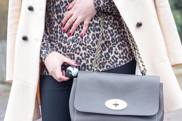Ellie maydoll leopard blush details