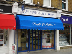 Picture of Swan Pharmacy/Alphega Pharmacy, 119 South End