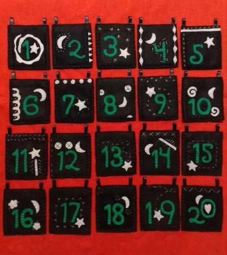 Ramadan Countdown Pockets