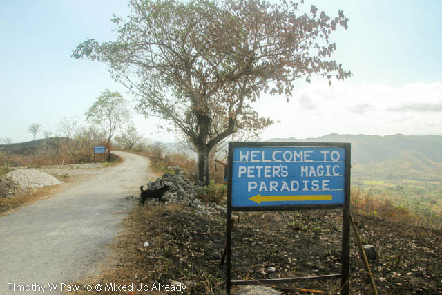 Indonesia - Sumba - Tarimbang - Peter's Magic Paradise - Welcome