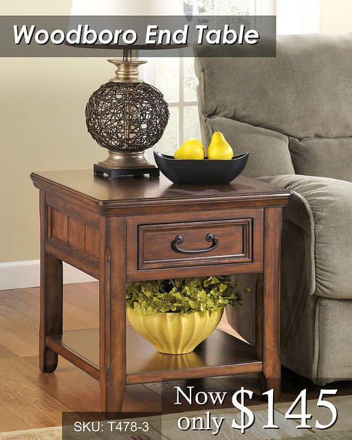 Woodboro End Table JPEG