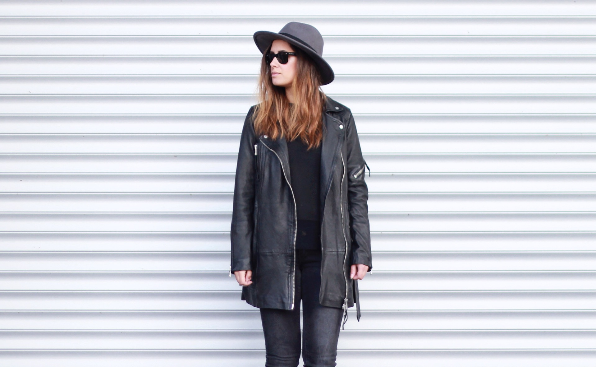 7 OUTFIT IDEAS WITH LEATHER JACKET THIS WINTER 05